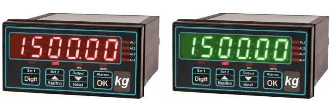 INT4 Digital Panel Meter