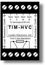 TIM-HVC high voltage clamp
