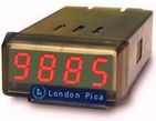 PICA miniature digital panel meters