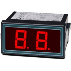 BCD-2 parallel BCD input panel meter