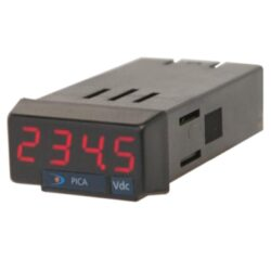 48mm x 24mm digital panel meter